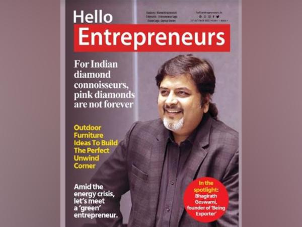 Primex Media Services Pvt Ltd launches the e-magazine 'Hello Entrepreneurs