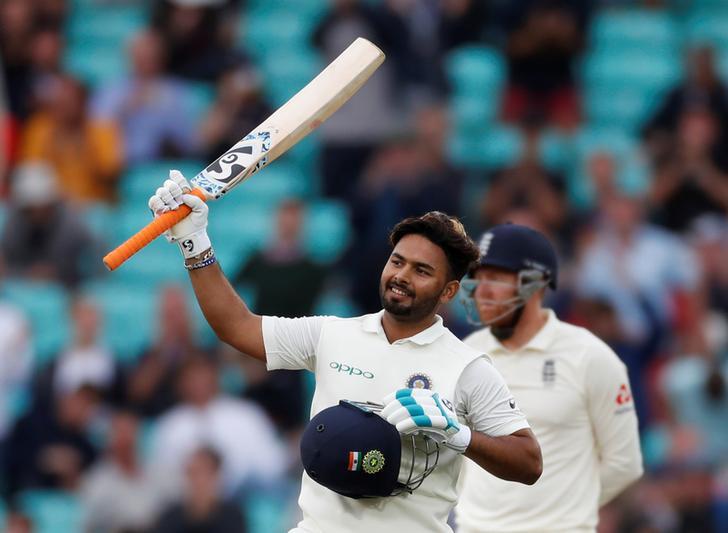 Wicket-keeper batsman Rishabh Pant