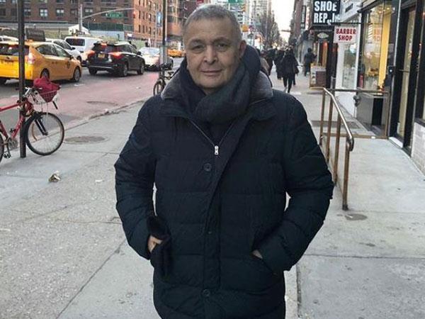 Rishi Kapoor, Image courtesy: Instagram