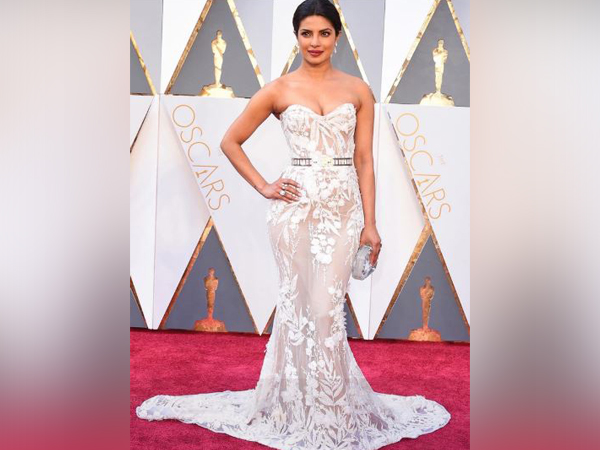 Actor Priyanka Chopra from previous year's Oscar event (Image Source: Instagram)