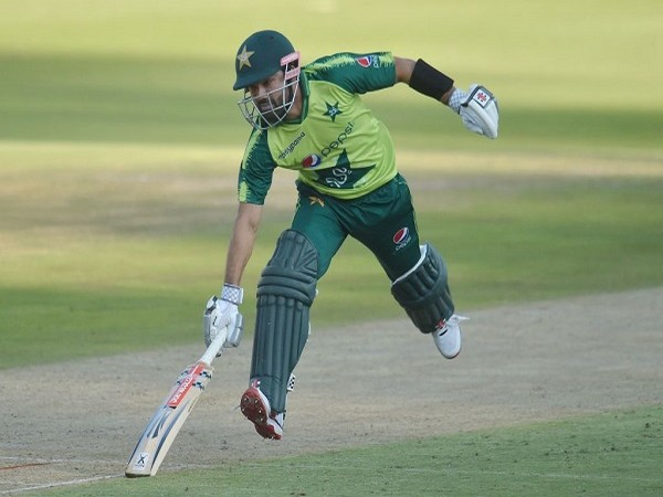 Pakistan batsman Mohammad Rizwan (Image: ICC)