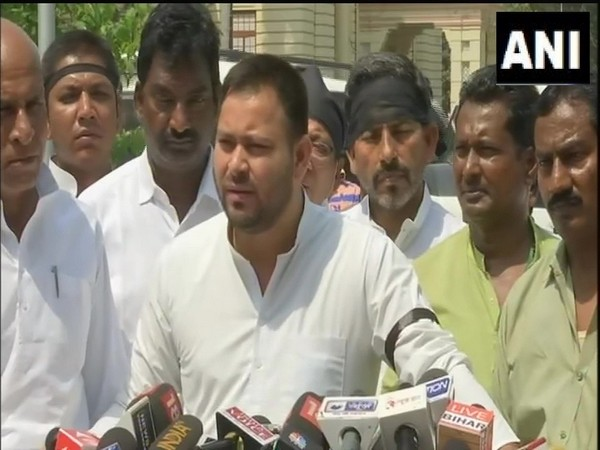 RJD leader Tejashwi Yadav (Photo/ ANI)