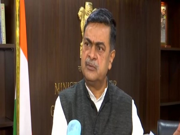 Union Minister RK Singh (Photo: ANI)