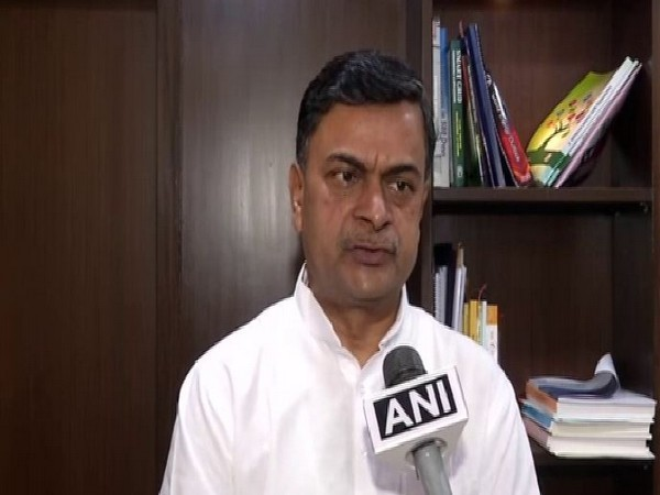 Union Minister RK Singh (file pic)