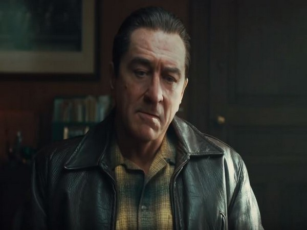 Robert De Niro in 'The Irishman' trailer