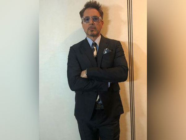 Robert Downey Jr (Image courtesy: Instagram)
