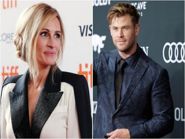 Julia Roberts and Chris Hemsworth