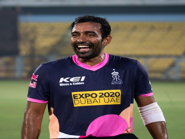 Robin Uthappa (Photo/ Rajasthan Royals Twitter)
