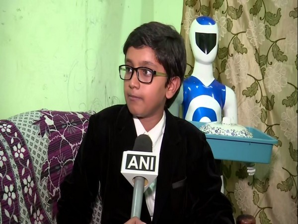 12-year-old Mohammed Hasan. File photo/ANI