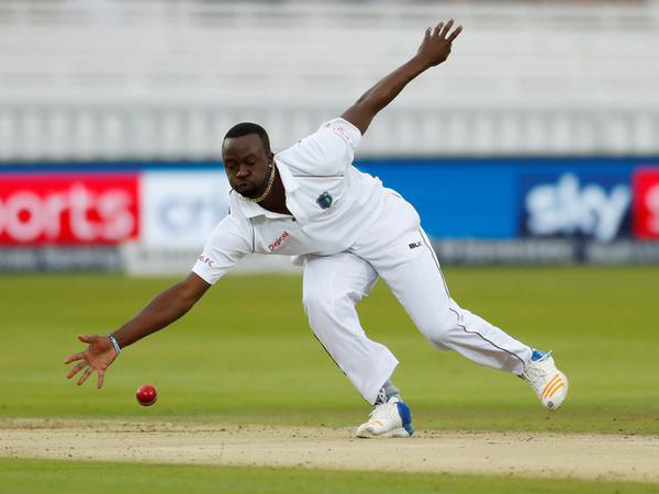 Windies pacer Kemar Roach (file image)