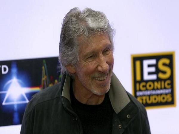 Singer-songwriter Roger Waters