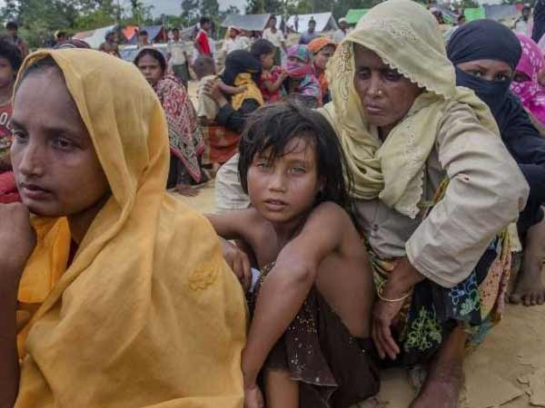 Some 740,000 Rohingya refugees reportedly fled a military crackdown in August 2017 to cross into Bangladesh where 300,000 members of the persecuted Muslim minority were already in camps.