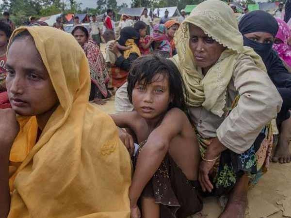 Rohingya Muslims (File photo)
