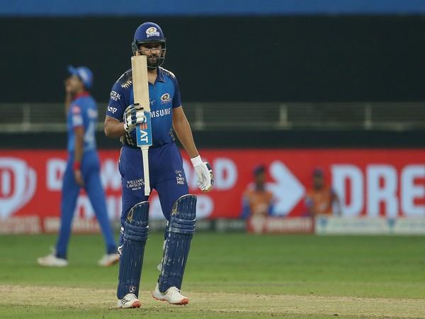 Mumbai Indians skipper Rohit Sharma  (Photo: IPLT20/BCCI)