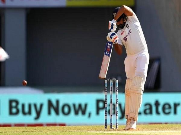 India opening batsman Rohit Sharma (Photo/ BCCI)