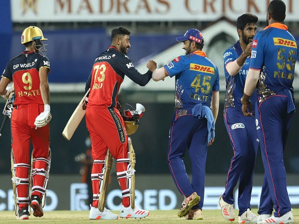 Mumbai Indians lost the opening match to RCB (Image: BCCI/IPL)