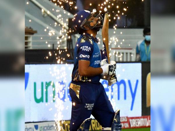 Mumbai Indians skipper Rohit Sharma (Image: BCCI/IPL)