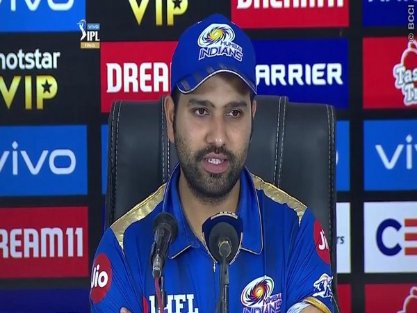 Mumbai Indians captain Rohit Sharma (Photo/IPL)
