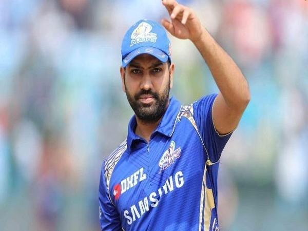 Mumbai Indians batter Rohit Sharma