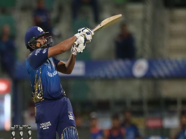 Mumbai Indians skipper Rohit Sharma (Image: IPL's Twitter)