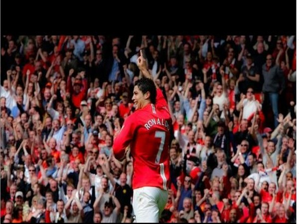 Manchester United striker Cristiano Ronaldo (Photo/ Cristiano Ronaldo Instagram)