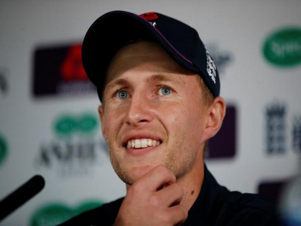 England's Test skipper Joe Root