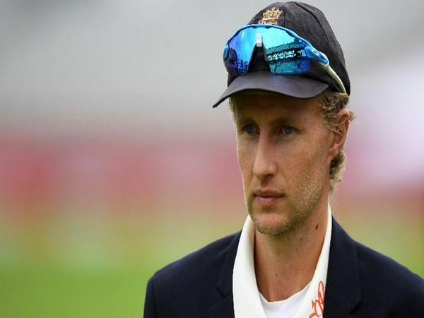 England Test skipper Joe Root (Photo/England Cricket Twitter)