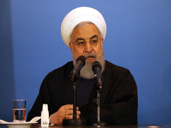 Iran's President Hassan Rouhani (File photo)