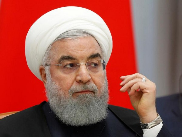 Iranian President Hassan Rouhani. (File photo)