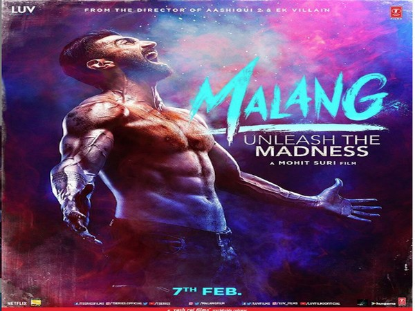 Aditya Roy Kapoor Flaunts Chiselled Body On First Malang Poster