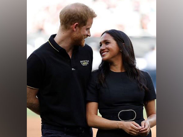 Prince Harry and Meghan Markle, Image courtesy: Instagram