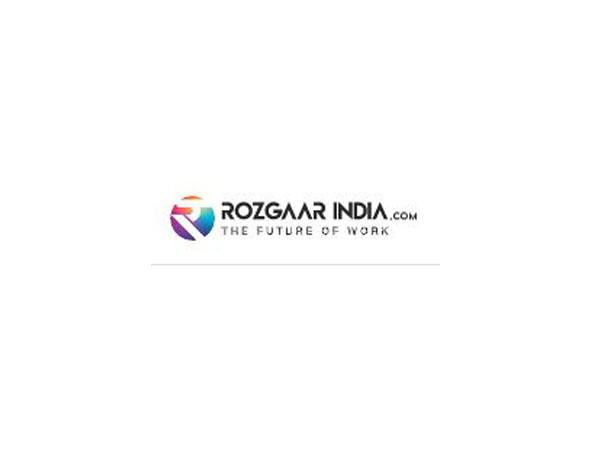 Rozgaar India  logo