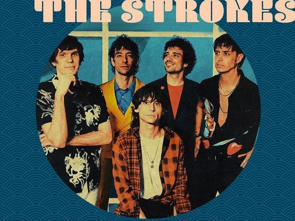 The Strokes (Image Source: Instagram)