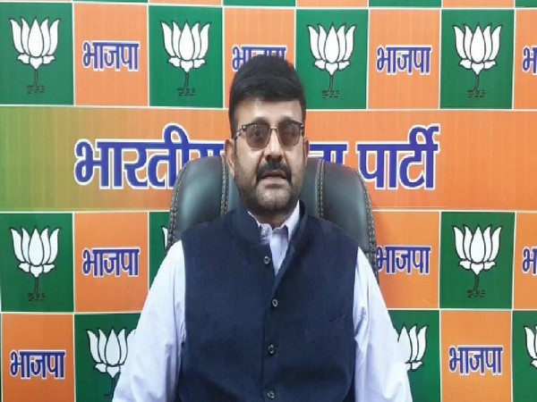 BJP spokesperson Pratul Shahdeo