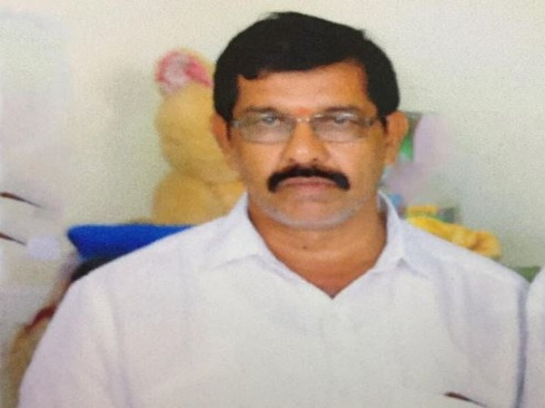 Telangana State Road Transport Corporation (TSRTC) bus driver Srinivas Reddy (Photo/ANI)