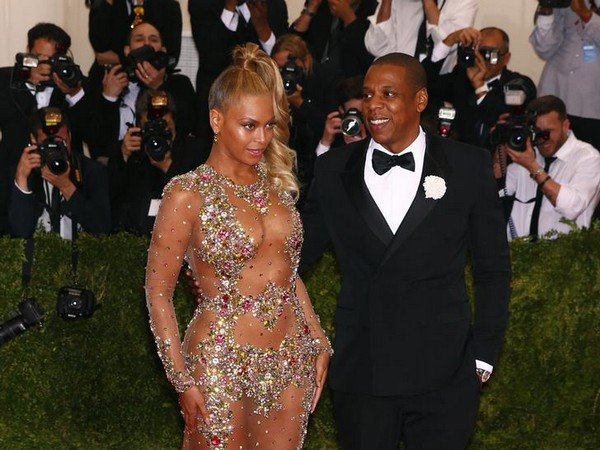 Beyonce and JAY-Z (File photo)