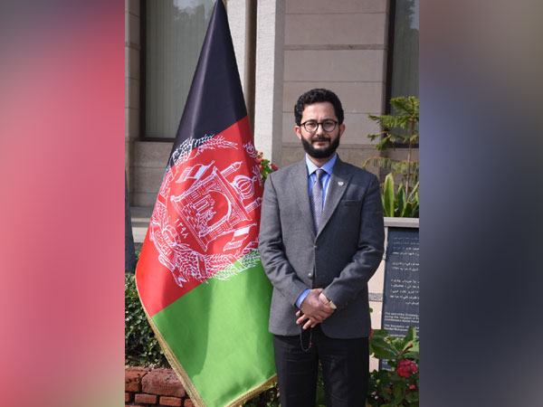 Tahir Qadiry, Charge d'Affaires of the Afghan Embassy in New Delhi