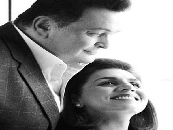 Rishi Kapoor and Neetu Kapoor  (Image courtesy: Instagram)