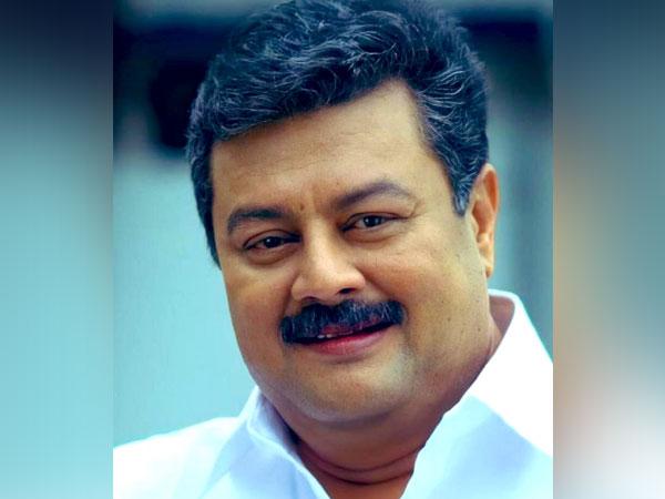 Malayalam actor Rizabawa (Photo/ANI)