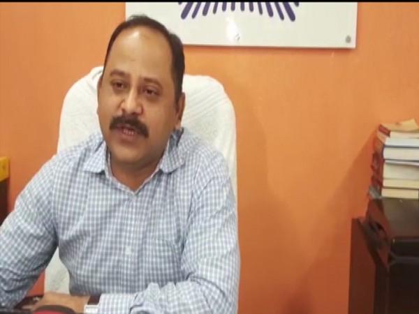 Deputy Commissioner of Police (Crime) Akbar Pathan (Photo/ANI)
