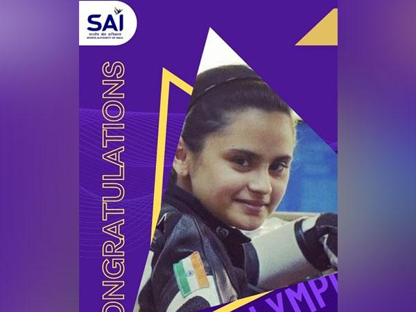 Shooter Avani Lekhara (Image: SAIMedia)