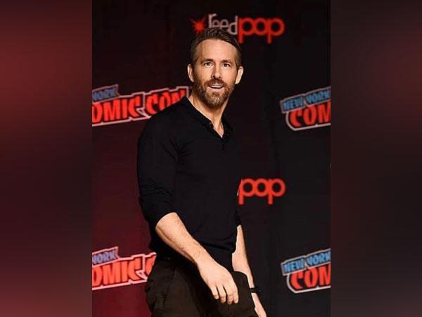 Ryan Reynolds (Image Source: Instagram)