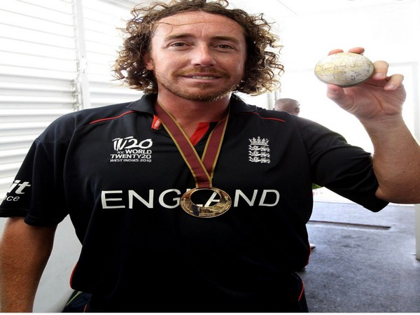 Former England pacer Ryan Sidebottom (Image: Ryan Sidebottom's Twitter)