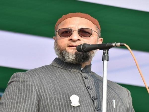 AIMIM chief Asaduddin Owaisi (File photo)