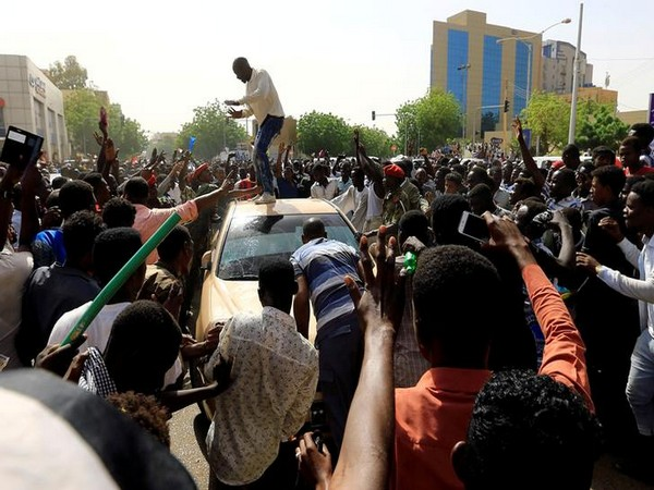 Protests in Sudan (Photo/ Reuters)