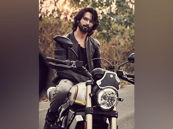 Actor Shahid Kapoor (Image Source: Instagram)
