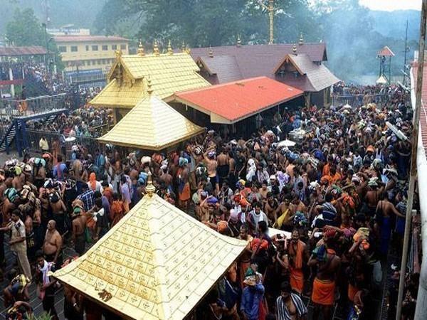 Sabarimala shrine in Kerala (File photo)