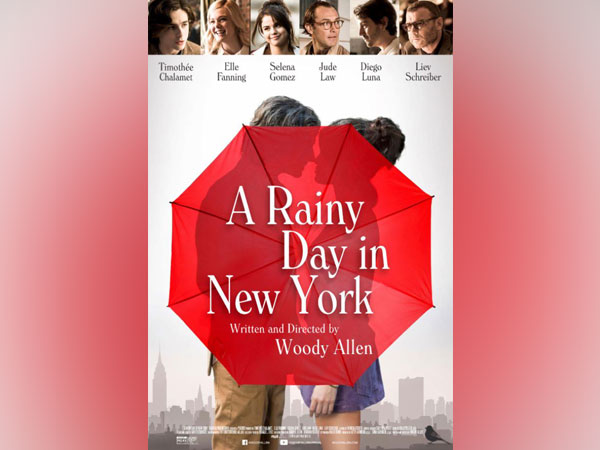 Poster of 'Rainy Day' (Image Source: Instagram)