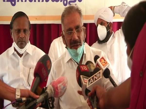 Kerala NCP leader AK Saseendran (Photo/ANI)