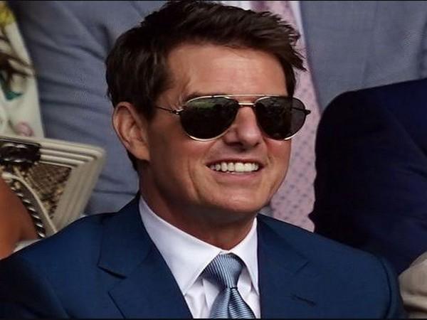 Tom Cruise (Image source: Instagram)